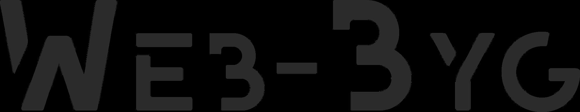 Web-byg logo